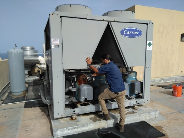 Mayaguez Air Conditioning Installation 2