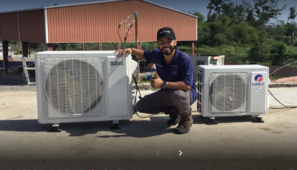 Mayaguez Air Conditioning Installation 3