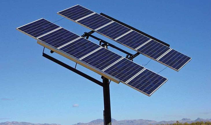 Puerto Rico Solar Panel Light Tracker